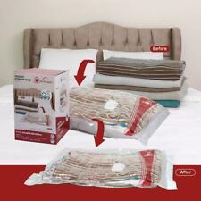 More details for vinsani vacuum airtight reusable space saving storage bags in box