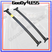 For 11-14 Ford Explorer Roof Rack Cross Bars Set Bolt-On OEM Factory Style OE