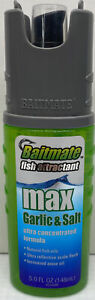 Baitmate MAX ULTRA Garlic & Salt Scent NEW Fish Attractant CONCENTRATED FORMULA