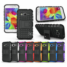 Fashion Protect Stand Case Cover For Samsung Galaxy Phone Shockproof #h