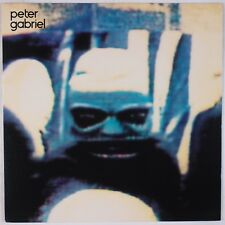 PETER GABRIEL: Security USA GEFFEN Vinyl LP GHS 2011 VG+