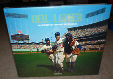 NEIL LEIFER BALLET IN THE DIRT THE GOLDEN AGE OF BASEBALL NEW SEALED PHOTOGRAPHY