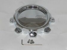 AMERICAN EAGLE ALLOYS WHEEL RIM FRONT DUALLY CHROME CENTER CAP 3228 WITH SCREWS
