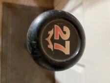 2014 Monsta Black Boogeyman Softball Bat 27oz. Rare