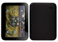 Skinomi Carbon Fiber Black Tablet Skin+Screen Protector for Lenovo IdeaPad K1