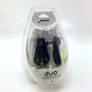 FINIS Duo Underwater Bone Conduction MP3 Player | Sound is Clear Submerged | NIB