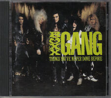 ROXX GANG : THINGS YOU'VE NEVER DONE BEFORE - 1988 VIRGIN RECORDS - VERY HARD TF
