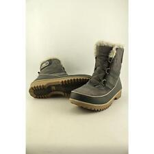 Sorel Tivoli II Women US 10 Gray Snow Boot Pre Owned  1835