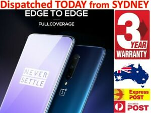For OnePlus 5 6 7T 8 8T Pro Full Cover Coverage Tempered Glass Screen Protector