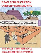 Introduction to the Design and Analysis of Algorithms by Levitin 3rd Intl Soft E