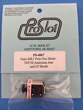 ProSlot PS4007 Scorpion Euro mk1 70t/30 american arm motor  Mid America raceway