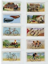 Huge Collection of 35 Vintage Cycling Cards from 1939