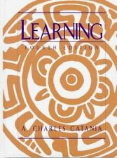 Learning by A Charles Catania