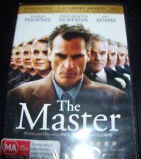 The Master (Joaquin Phoenix Amy Adams) (Australia Region 4) DVD – New