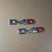 Adhesive Chrome Effect Scorpion Badge Decal for Hyundai i10 i20 i30 i40 ix35 XG