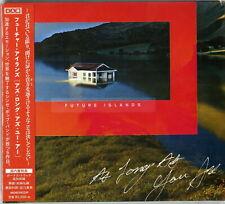 FUTURE ISLANDS-AS LONG AS YOU ARE-JAPAN CD BONUS TRACK E78