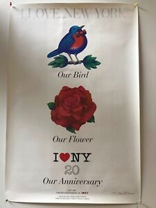 milton glaser signed