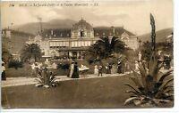 CP 06 Alpes-Maritimes - Nice - Le Jardin Public et le Casino Municipal