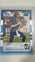 Jared Goff ROOKIE 2016 Panini Donruss Rated Rookie NFL  Draft Exclusive SP.