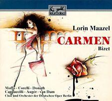 Bizet: Carmen / Maazel, Moffo,  - 2 CD BOX SET - USED VERY GOOD** FREE POST**
