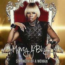Strength Of A Woman von Mary J. Blige (2017)