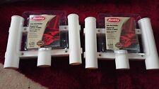 Joblot of 6 BERKLEY 3 Tube Rod Holders