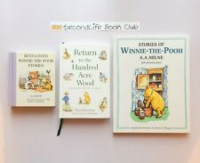 x3 STORIES OF WINNIE THE POOH ~ A.A. Milne & E.H. Shepard.
