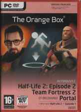 HALF LIFE 2 THE ORANGE BOX / PACK 5 JEUX PC / NEUF SOUS BLISTER D'ORIGINE / VF