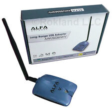 Alfa AWUS036NHV 802.11n Long Range Realtek WIRELESS-N USB Wi-Fi adapter