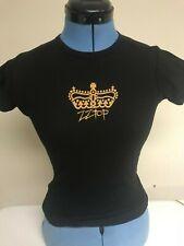 Zz Top New Women's Small Xxx 1999 Babydoll Shirt Authentic Genuine