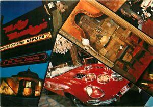 Postcard Molly Murphy's Restaurant, Meridian, Mississippi - Jaguar EKC Salad Car