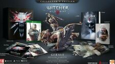 The Witcher 3 wild hunt collectors edition (Xbox one)
