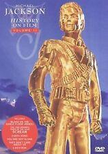 Michael Jackson : History On Film - Vol.2 von Michael Jac...   DVD   Zustand gut