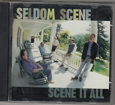 SELDOM SCENE - scene it all CD