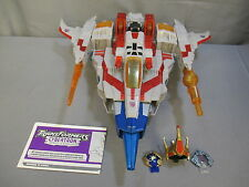 Transformers Platinum STARSCREAM Supreme Thrilling 30 Year of the Horse 2014