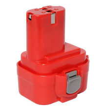 2x Battery for MAKITA 9120 9122 192596-6 9.6V 9.6 VOLT 2AH 6207D NICD