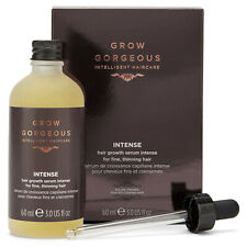 Grow Gorgeous Hair Growth Serum Intense 60ml faster growing thicker hair fast