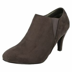 Ladies Anne Michelle Heeled Shoe Boot