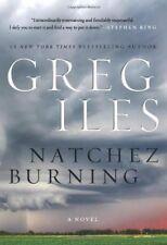 Complete Set Series - Lot of 3 Natchez Burning Trilogy HARDCOVER - Greg Iles
