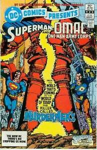 DC Comics Presents # 61 (Superman & Omac) (George Perez) (USA,1983)