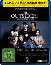 Blu-ray * The Outsiders * NEU OVP * Patrick Swayze, Tom Cruise, Emilio Estevez