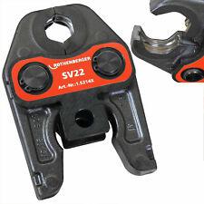 Rothenberger Jaw Pressing Presskontur V 22 mm 015214x