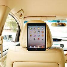 Car Headrest Mount Strap Holder i Pad Mini Tablet Stand Case Safe for Kids