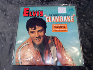 Elvis Presley Rare Original Black Label Record Usa 1967