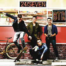 Big Time Rush - 24/Seven Deluxe Edition (CD) - NEW UK STOCK RARE Special Edition