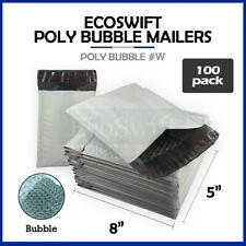 100 000 4x8 Self Seal Poly Bubble Padded Envelopes 5 X 8 X Wide Mailers Bags