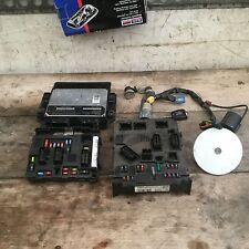 peugeot 206 98-08 1.9 diesel WJY ecu and lock set