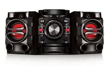 NEW LG CM4360 230 Watts Hi-Fi System Bluetooth CD RDS radio Remote BassBlast