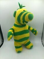 Fimbles Fimbo Fisher Price Mattel 2002 Plush Kids Soft Stuffed Toy Animal Doll