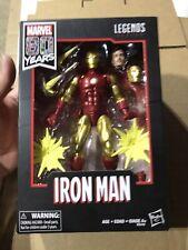 Hasbro Marvel Legends Series Marvel 80 Years Iron Man 6? Action Figure